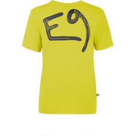 E9 Onemove T-Shirt Herren lime